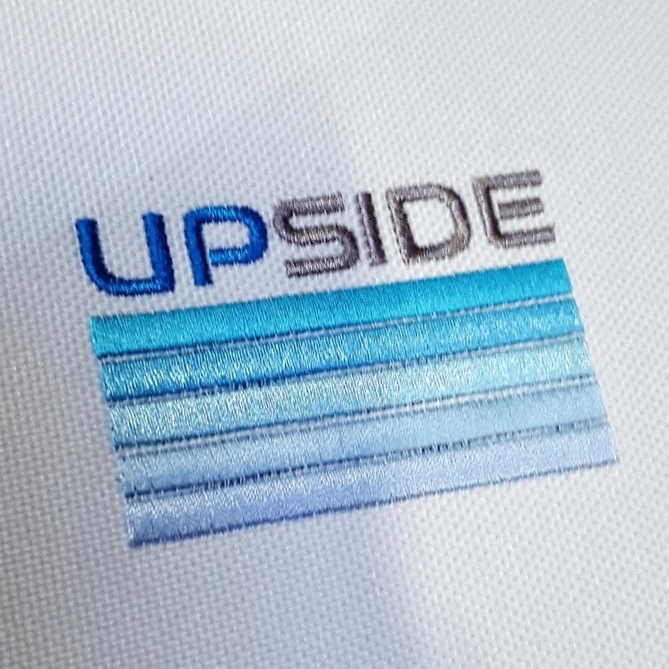 broderie logo