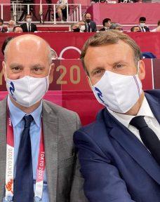 Masque tissu sublimation
